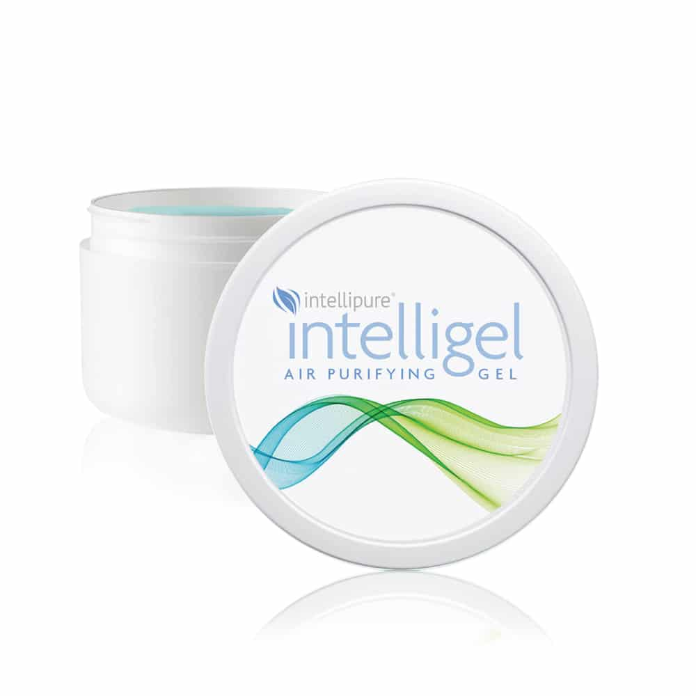 Intelligel White Background