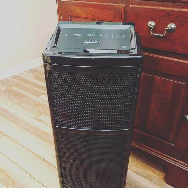 Meet the air purifier that saved our family