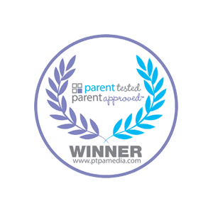 Parent Tested Parent Approved crest logo