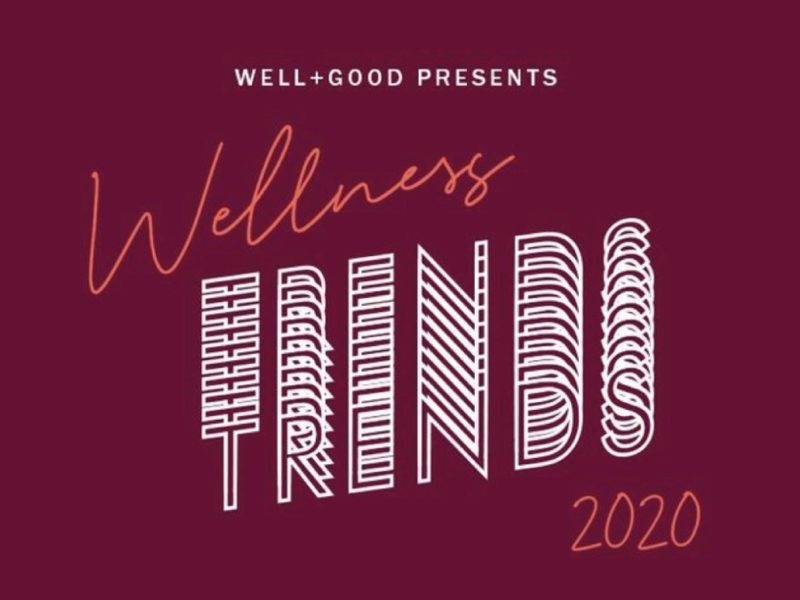 Intellipure Featured in Well+Good as Top Wellness Trends for 2020