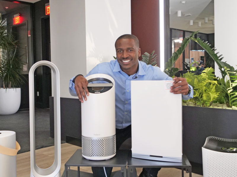See The Results: Air Purifier Comparison Test