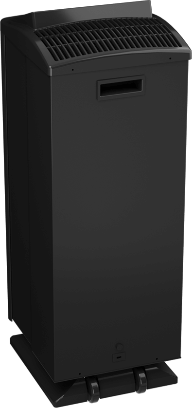 Intellipure U468 Unit Black Back