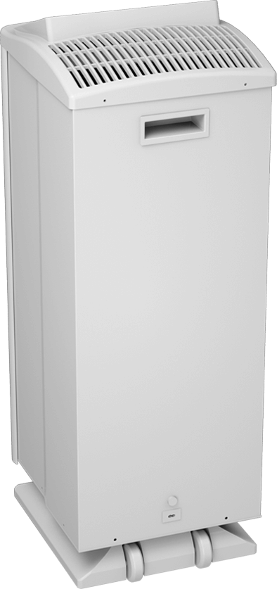 Intellipure U468 Unit White Back